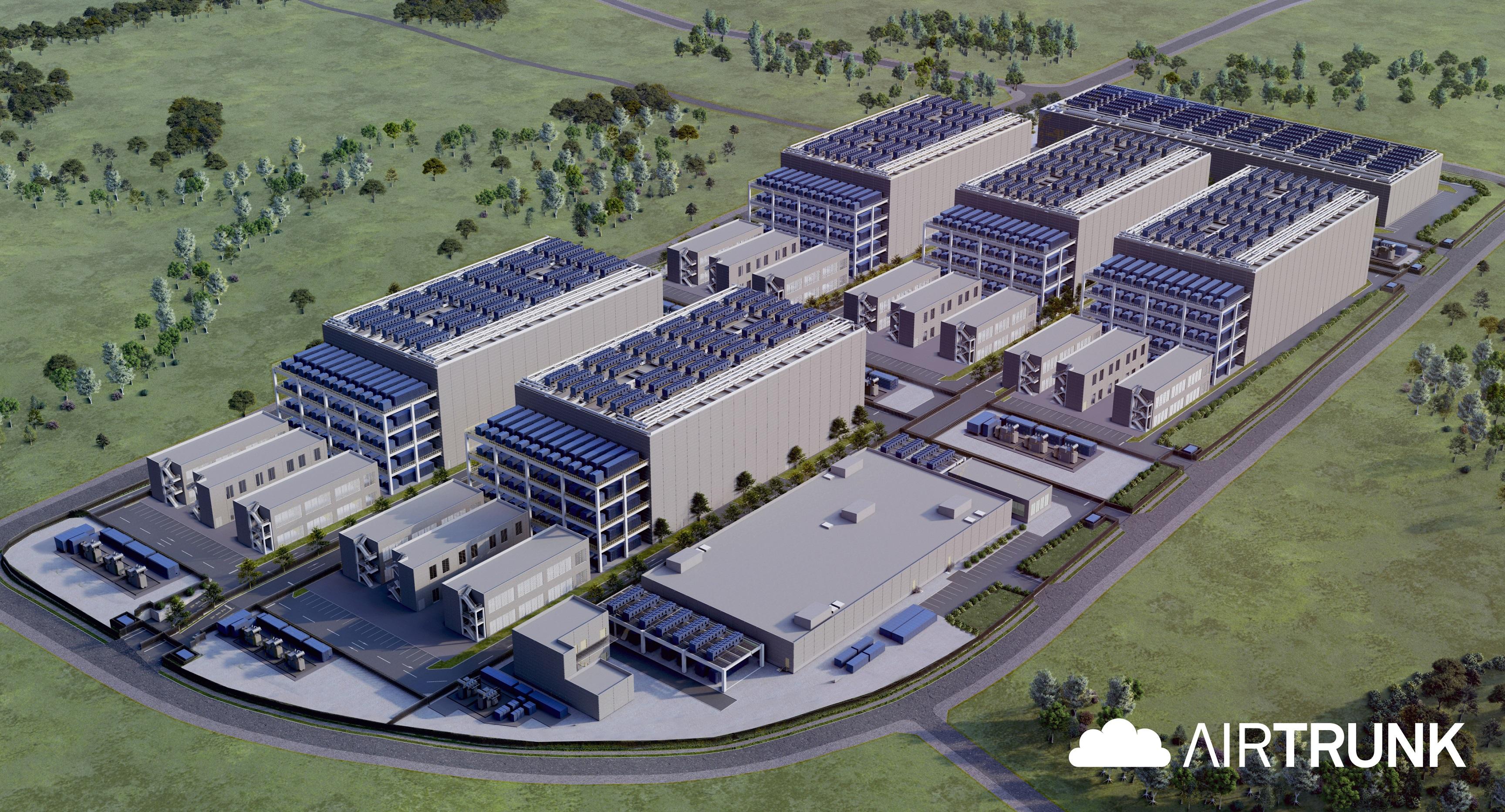 大和ハウス千葉ニュータウンデータセンターパーク