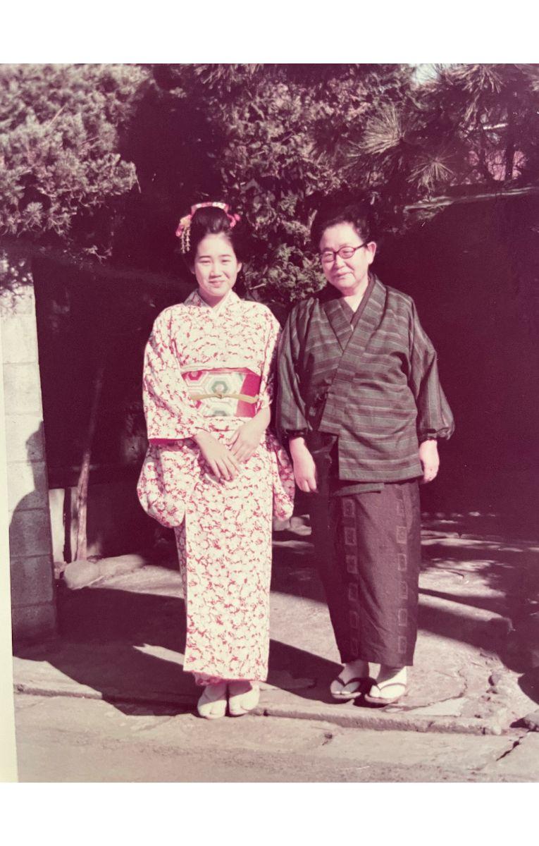 小林さんと祖母のはるさん