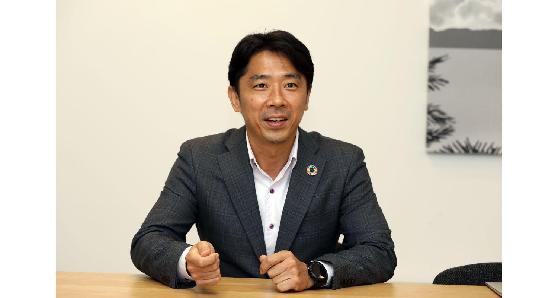池田昌人・SB新型コロナウイルス検査センター社長